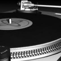Látvány DJ verseny a látvány stúdióban