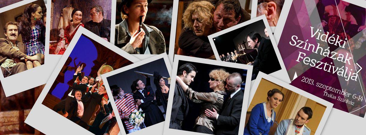 A Hangyaboly nyert a Vidéki Színházak Fesztiválján - 2013