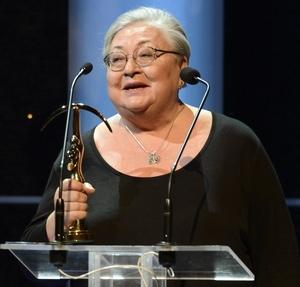Molnár Piroska kapta a Prima Primissima díjat!