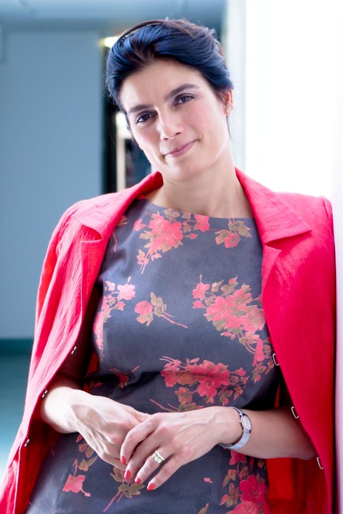 Vidéki Színházak Fesztiválja  2014 - interjú Lantos Anikóval
