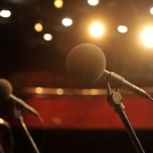 Rádiókabaré felvétel a Mikroszínpadon