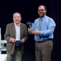 Pulcinella-díjat kapott Göttinger Pál a Telefondoktorért!