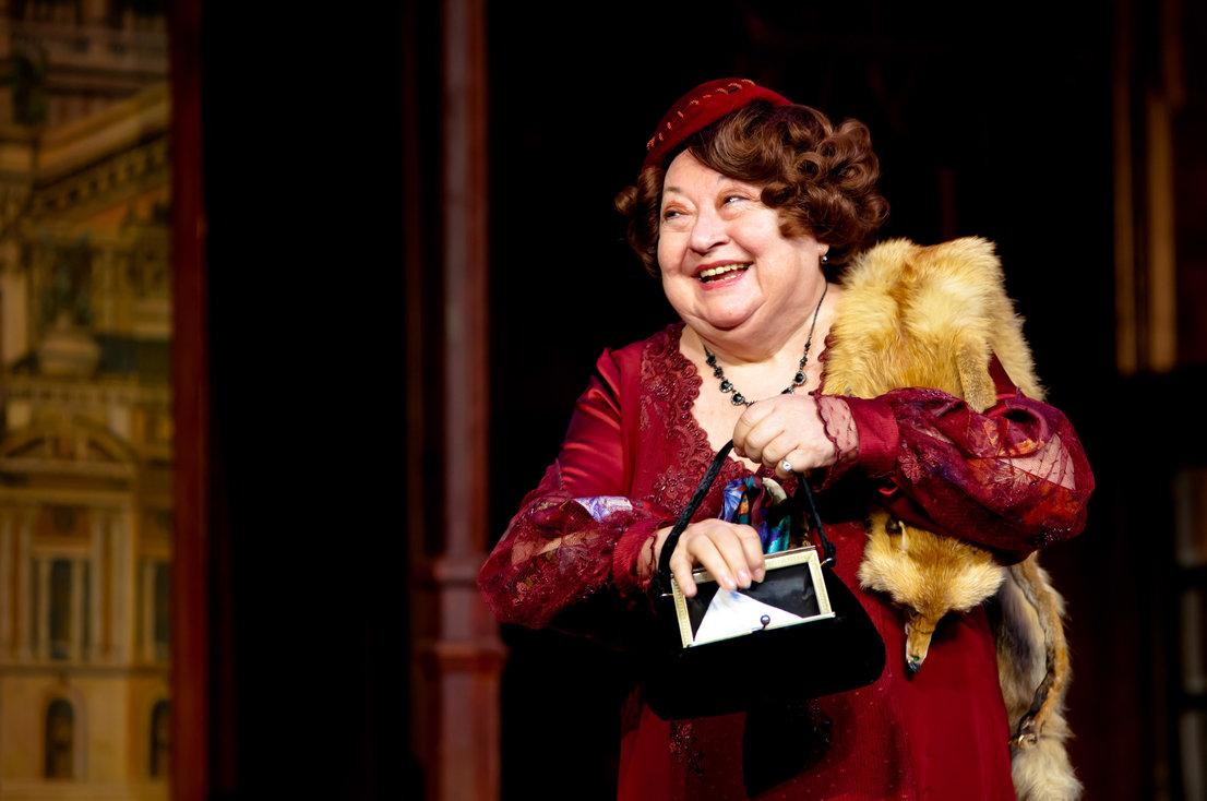 Molnár Piroska a Színházi Kritikusok Céhének idei életműdíjasa