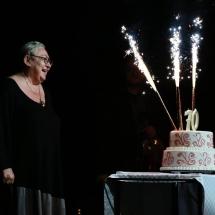 Gálaest Molnár Piroska születésnapja alkalmából