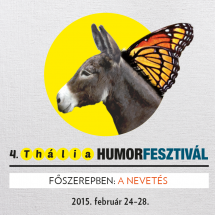 Februárban ismét Thália Humorfesztivál