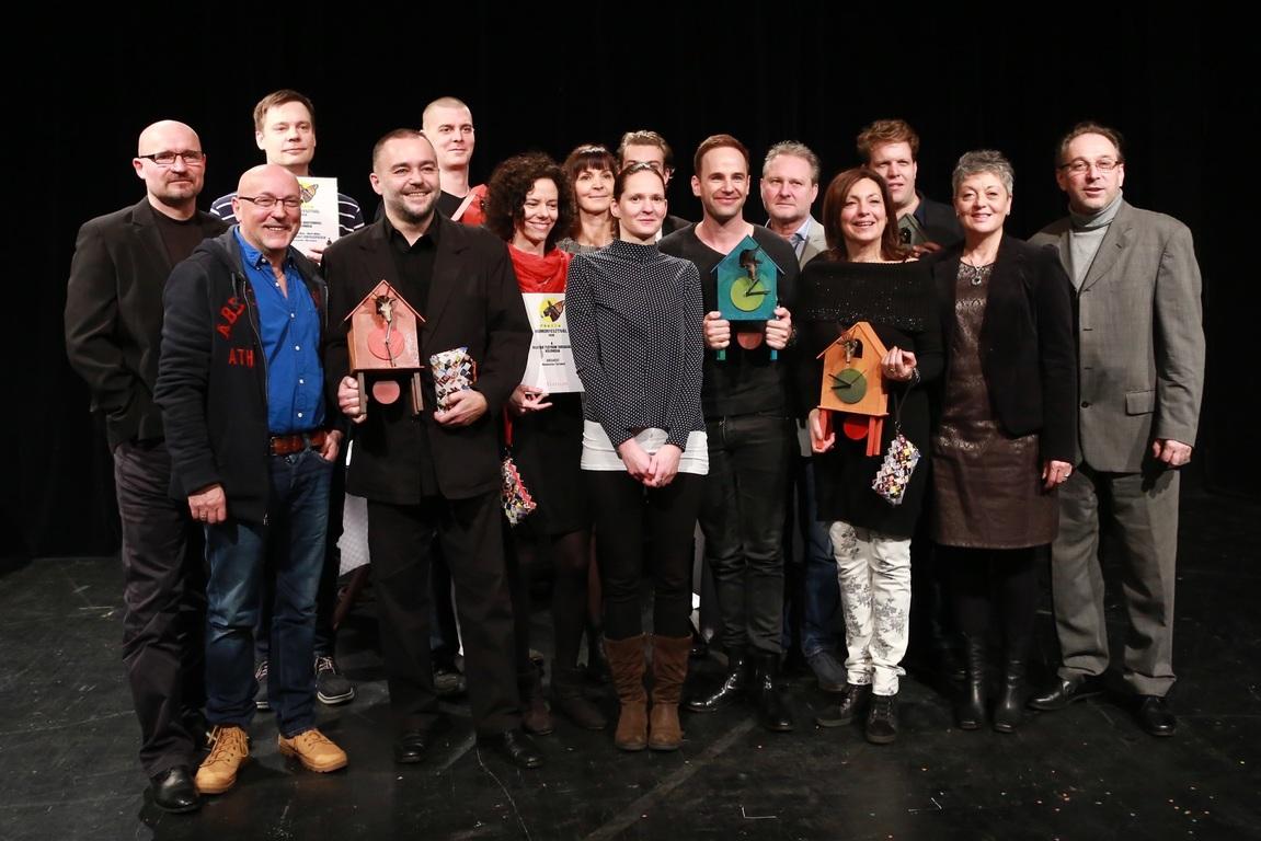 Negyedszer díjaztuk a humort a Thália Színházban