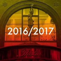 Francia bohózat, vizuális tánc- és színházi fantázia, romantikus és  klasszikus vígjátékok a 2016/17-es évadban