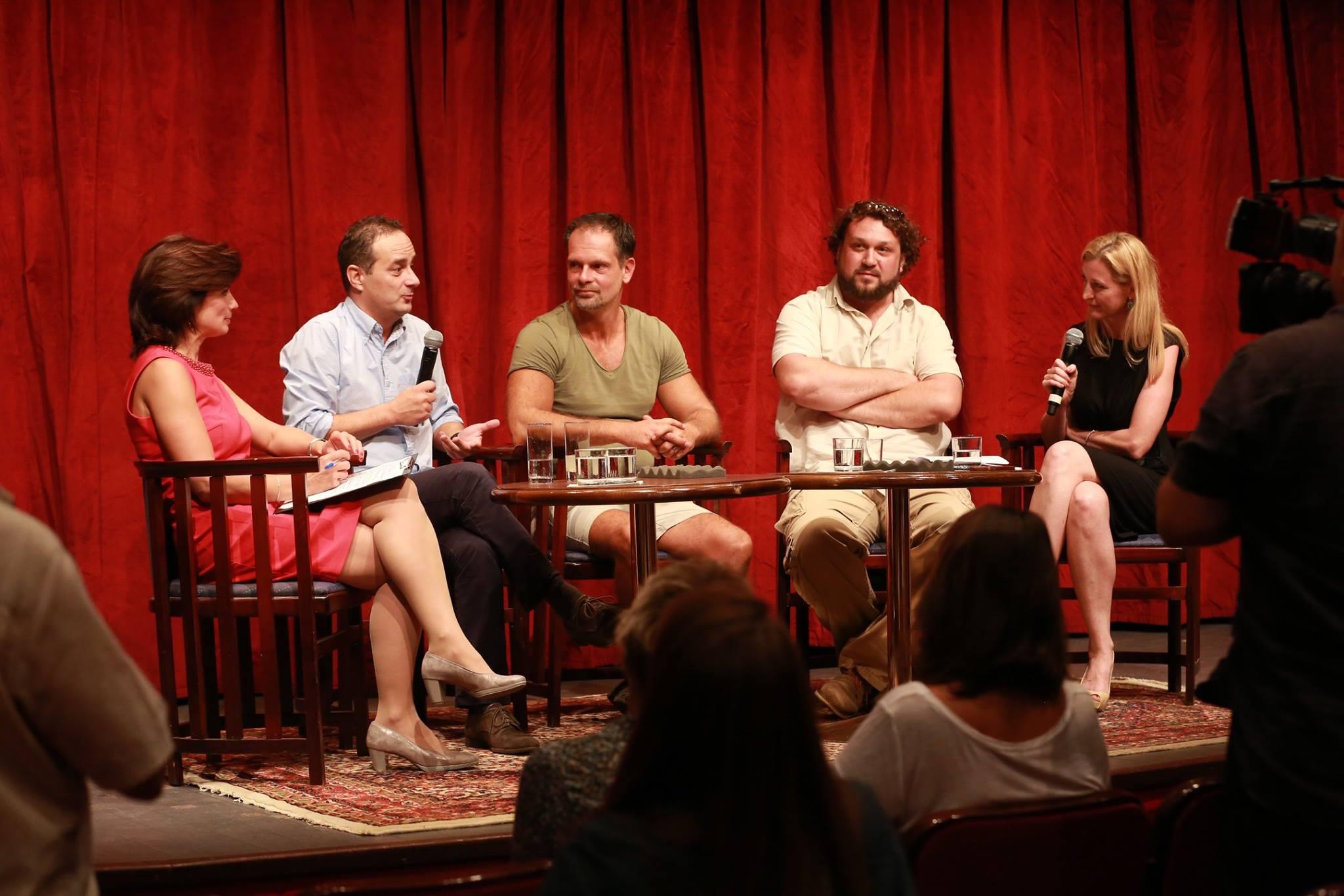 Vidéki Színházak Fesztiválja 2016 sajtótájékoztató