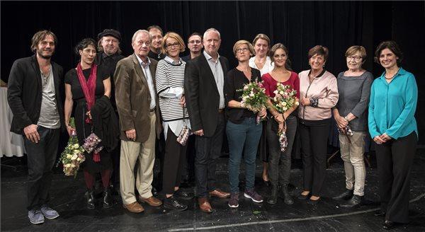 A Vidéki Színházak Fesztiválja 2017 díjai