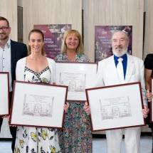 Kiosztották a 7. alkalommal megrendezett Vidéki Színházak Fesztiválja díjait