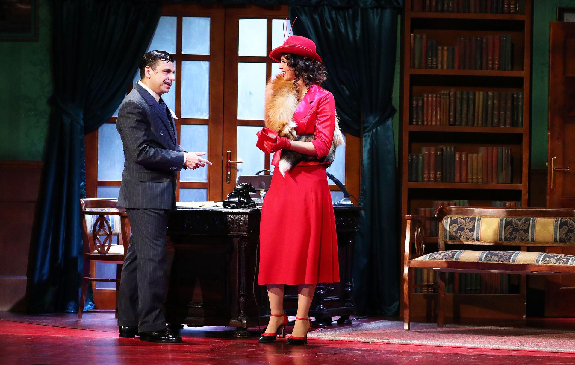 Két szerepben  Gubás Gabi – avagy a féltékeny és a hűtlen
