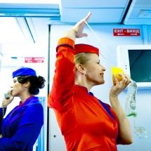 Boeing, Boeing - Leszállás Párizsban - sajtótájékoztató
