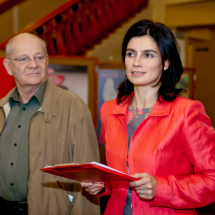 Határon Túli Magyar Színházak Szemléje -  sajtótájékoztató és kiállítás megnyitó