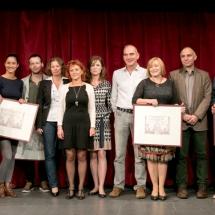 Vidéki Színházak Fesztiválja 2014. Díjátadó