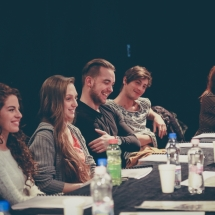 Két szék között - olvasópróba Fotók: Csatáry-Nagy Kriszta