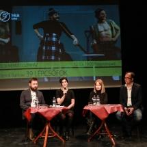 3. Thália Humorfesztivál - sajtótájékoztató