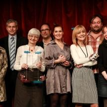 3. Thália Humorfesztivál - díjátadó