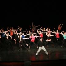 Félúton a Fórum felé táncos casting - Fotók: Csatáry-Nagy Krisztina