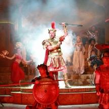 Félúton a Fórum felé - előadásképek - Fotók: Csatáry-Nagy Krisztina