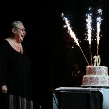 Gálaest Molnár Piroska 70. születésnapja alkalmából - Fotók: Csatáry-Nagy Krisztina