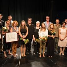 Vidéki Színházak Fesztiválja 2016 - díjátadó - Fotók: Sipos Hajnalka
