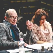 Kean, a színész - olvasópróba - Fotók: CsatáyNagy Krisztina