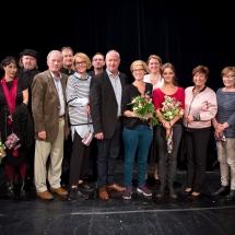 Vidéki Színházak Fesztiválja 2017 - díjátadó - Fotók: Kállai-Tóth Anett