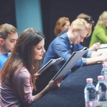 Premierajándék - olvasópróba - Fotók: Csatáry-Nagy Krisztina