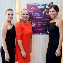 Vidéki Színházak Fesztiválja 2018 - sajtótájékoztató - Fotók: Kállai-Tóth Anett
