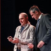 Legyen férfi, Monsieur Pignon! - előadásfotók - Fotó: Horváth Judit